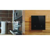 Радиопульт DeLUMO - Управление двумя зонами освещения